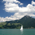 Švýcarsko: Thunersee