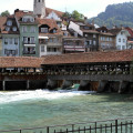 Švýcarsko: Thun
