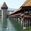 Švýcarsko: Luzern