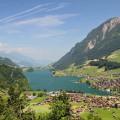 Švýcarsko: Lungernersee