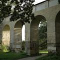 Lednice: Akvadukt v zámeckém parku