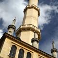 Lednice: Minaret u Zámeckého rybníka