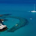 Tropea: moře jako v Karibiku