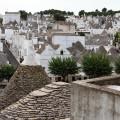 Alberobello: čtvrť domečků trulli