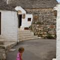 Alberobello: skoro jako by to bylo místo pro děti nebo skřítky