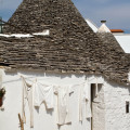 Alberobello: velké prádlo