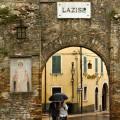 Lazise: brána starého města