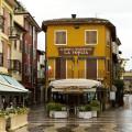 Lazise: uličky starého města