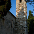Sirmione: kostel San Pietro