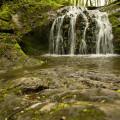 Srbsko a Svatý Jan pod Skalou: Bubovické vodopády