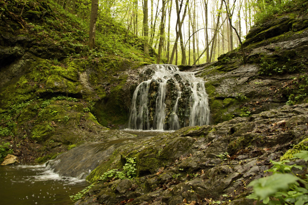 Bubovické vodopády