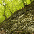 Srbsko a Svatý Jan pod Skalou: skály v údolí Loděnice