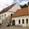 Třebíč: zadní synagoga
