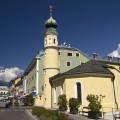 Lienz: kostel Sv. Antonína