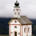 Lesachtal: kostelík u osady Frohn
