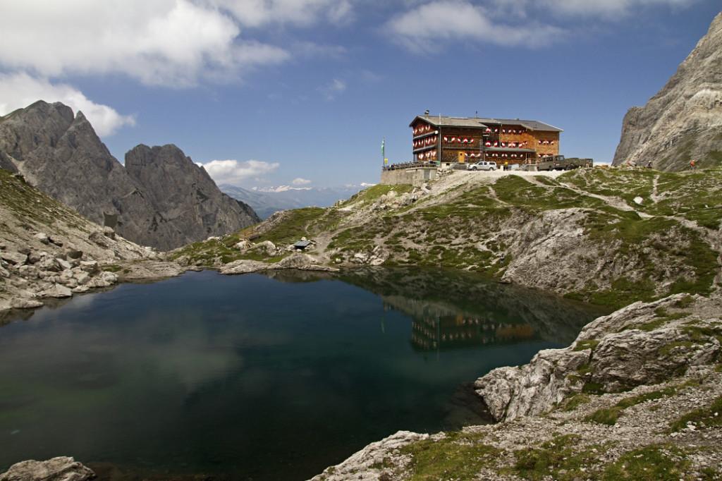 Rakousko: Lienzské Dolomity