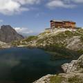Lienzské Dolomity: Karslbader Hütte