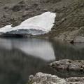 Lienzské Dolomity: ledovec u Laserzsee
