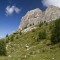 Lienzské Dolomity: Laserzwand