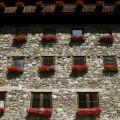 Virgental: starý hotel v Prägratenu