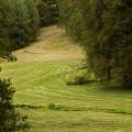 Novohradské hory: Průhledy v Terčině údolí
