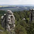 Český Ráj: Mariánská vyhlídka na Hruboskalsku