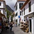 Madeira: staré centrum Ribeira Brava