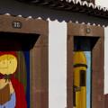 Madeira: stará čtvrť Zona Velha ve Funchalu