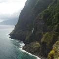 Madeira: severní pobřeží u Ponta do Poiso