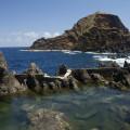Madeira: přírodní lávové bazény v Porto Moniz