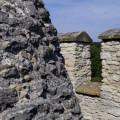 Kokořínsko: na ochozu hradní věže