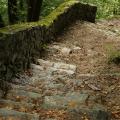 Stezka nad řekou
