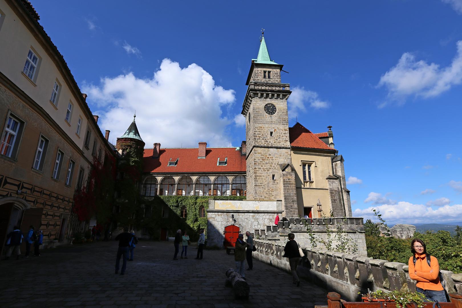 Český Ráj: Hrubá Skála