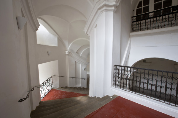 Vzdělávací a kuturní centrum Broumov - revitalizace kláštera