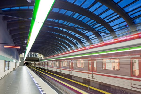 Metro V.A: stanice Motol