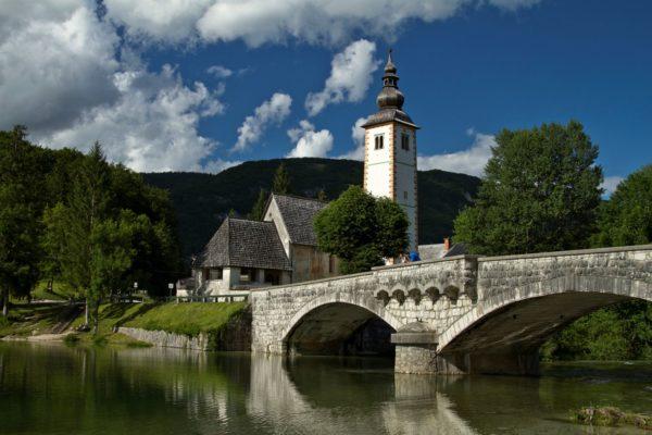 Slovinsko: Bohinj