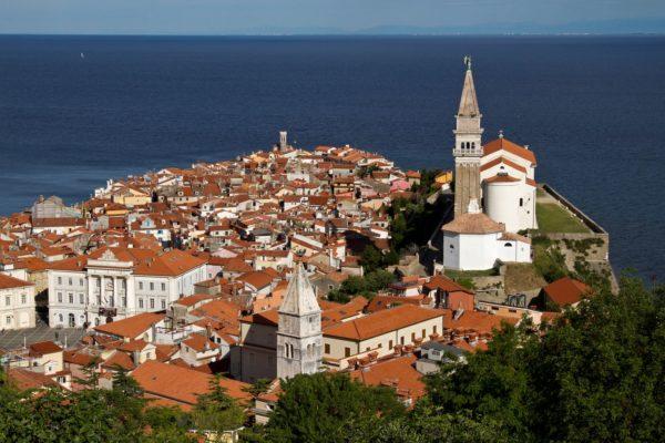 Slovinsko: Piran