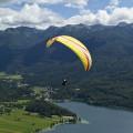 Paragliding na Vogaru