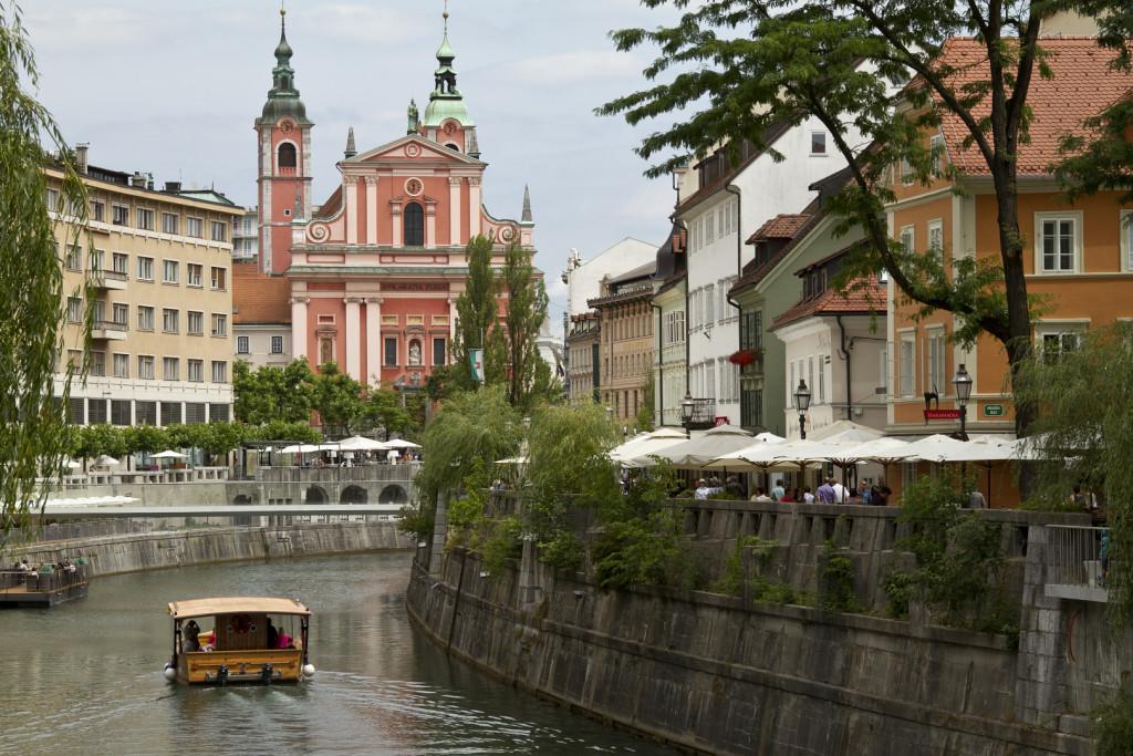 Slovinsko: Ljubljana