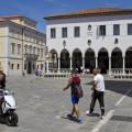 Titovo náměstí v Koperu