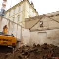 Barokní divadlo Valtice: stavba