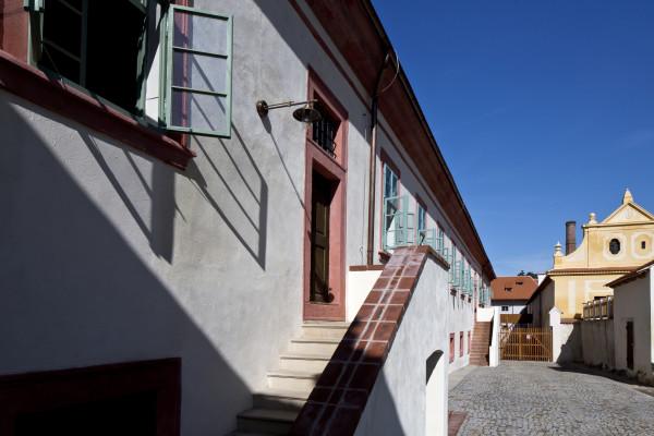 Plasy: Centrum stavitelského dědictví NTM (foto archiv HOCHTIEF CZ a.s.)