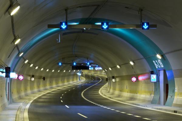 Brusnický tunel (Tunelový komplex Blanka)