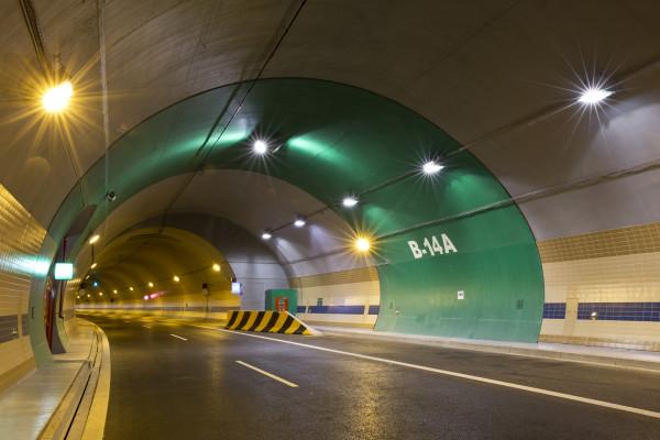Bubenečský tunel (Tunelový komplex Blanka)