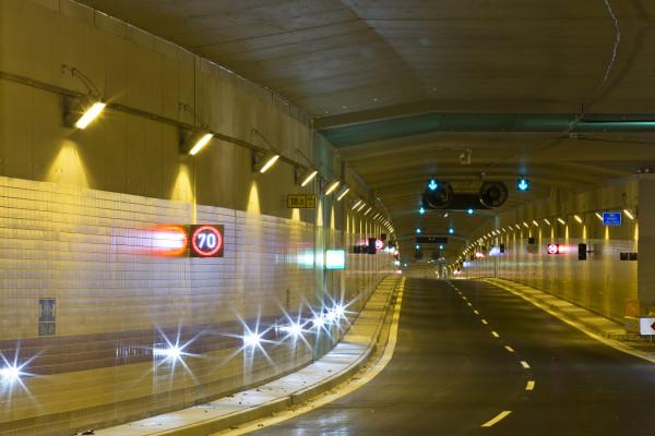 Dejvický tunel (Tunelový komplex Blanka)