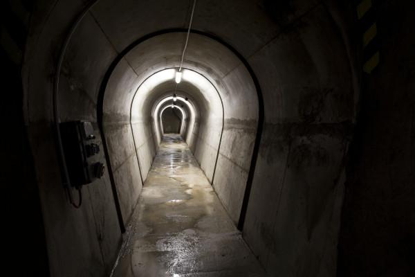 Odvodňovací štola Strahovského automobilového tunelu