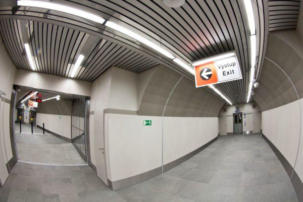 Metro A/B Můstek