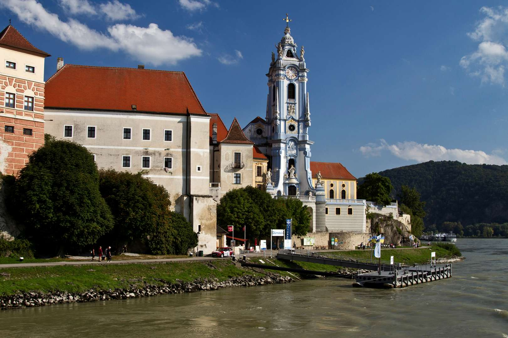 Wachau: Dürnstein