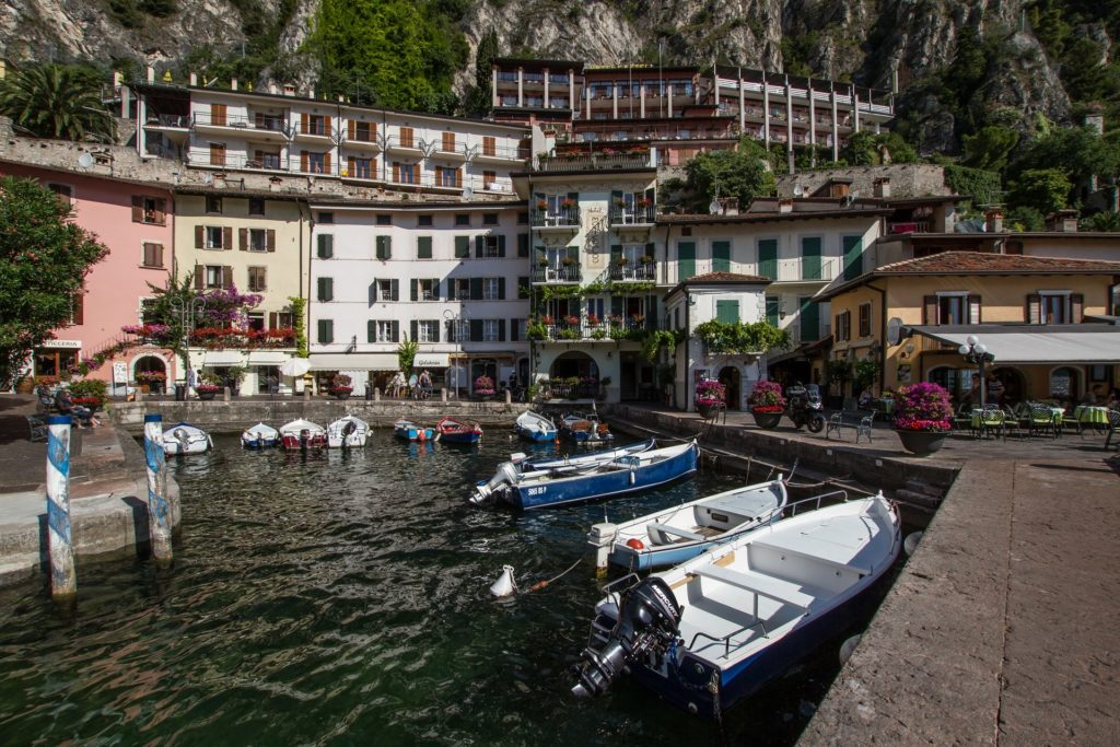 Itálie: Lago di Garda
