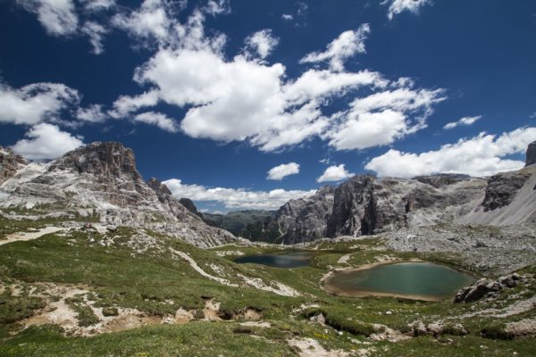 Itálie: Dolomiti di Sesto